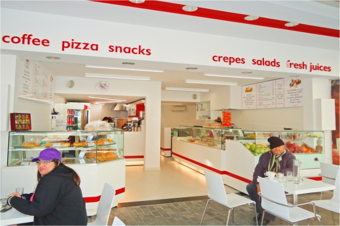 Snack-Cafe Έβερεστ Ηρακλειο
