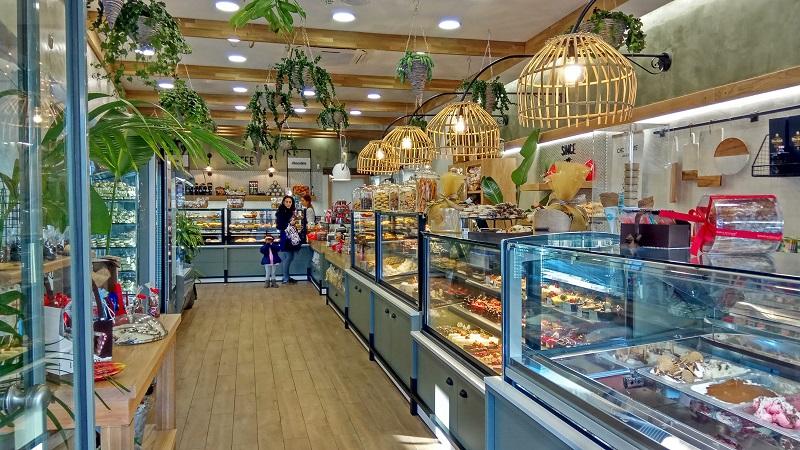 Κρητικός Φούρνος Γέυσεις - αρτοζαχαροπλαστελιο-cafe απο την Δ. Αντωνόπουλος ΑΒΕΕ