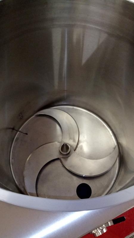 Μηχανή παραγωγής προζυμιού στη Σαβοιδάκης ΑΕ